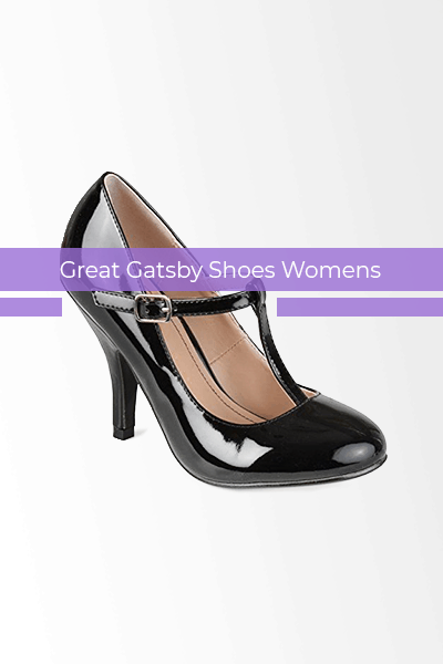 Great Gatsby Shoes Womens