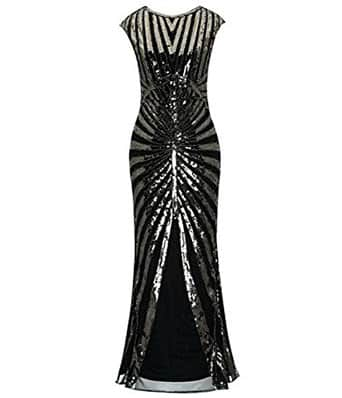 Great Gatsby Dress long