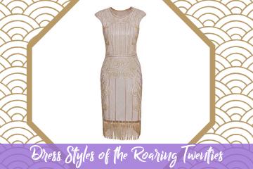Dress Styles of the Roaring Twenties