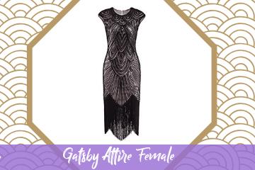 Gatsby Attire Female
