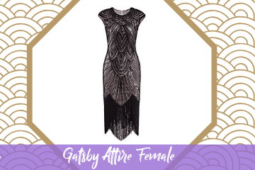 Gatsby Attire Female