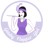 Gatsby Flapper Girl