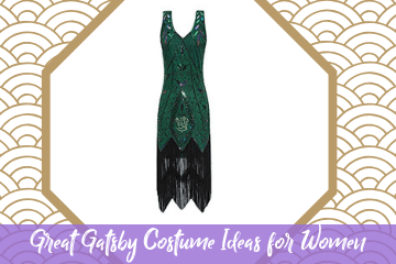 Great Gatsby Costume Ideas for Women