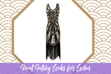 Great Gatsby Looks for Ladies