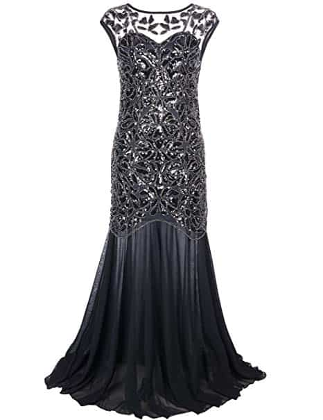 1920s Great Gatsby Prom Dresses 2019 Gatsby Flapper Girl