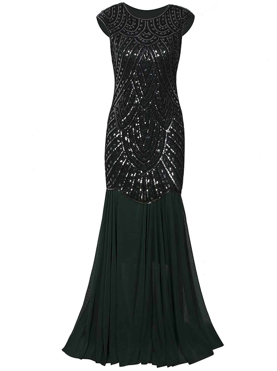 Great Gatsby Dresses Long