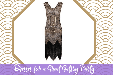 Dresses for a Great Gatsby Party