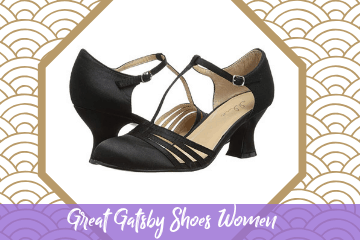 Great Gatsby Shoes Women