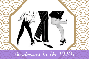 Speakeasies in the 1920s