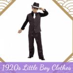 1920s Little Boy Clothes