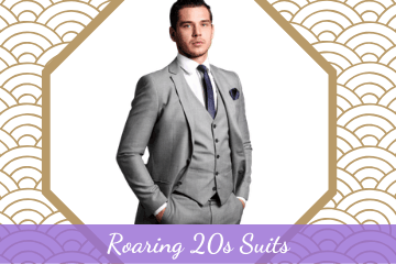 Best Roaring 20s Suits & Mens Clothing For All Occasions