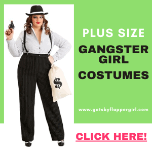 plus size gangster girl