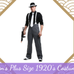 Men's Plus Size 1920's Costumes Ideas