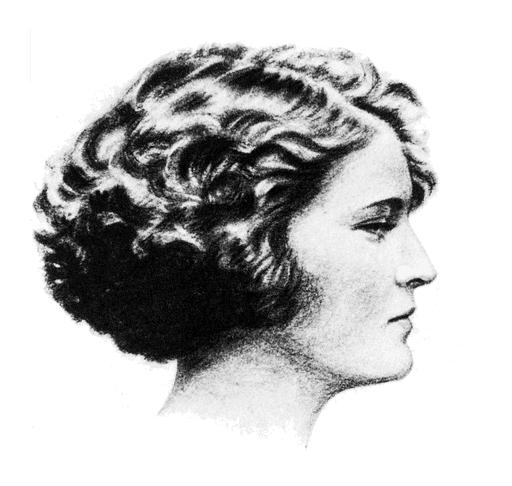 Zelda Fitzgerald famous 1920s flapper girl
