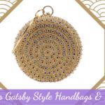 1920s Gatsby Style Handbags & Purses