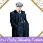 Men's Peaky Blinders Halloween Costumes