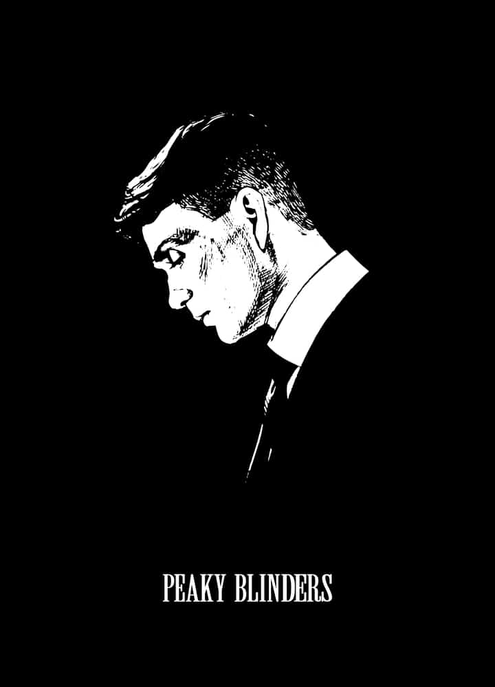 thomas shelby member of peaky blinders gang