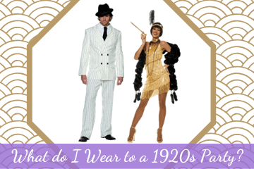 What do I Wear to a 1920s Party?