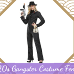 1920s Gangster Costume Female