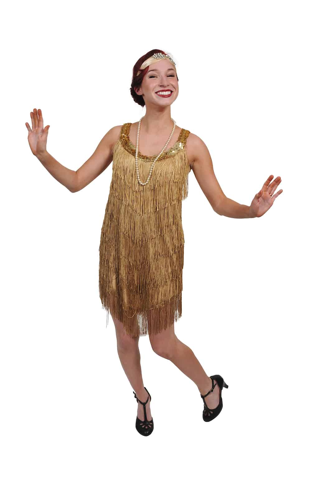 what year was the flapper dress popular