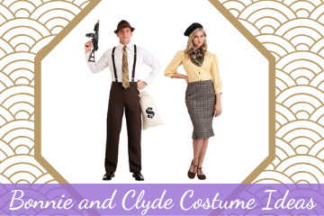 Bonnie and Clyde Costume Ideas