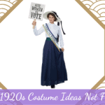 1920s Costume Ideas Not Flapper Style