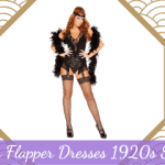 Sexy Flapper Dresses 1920s Style