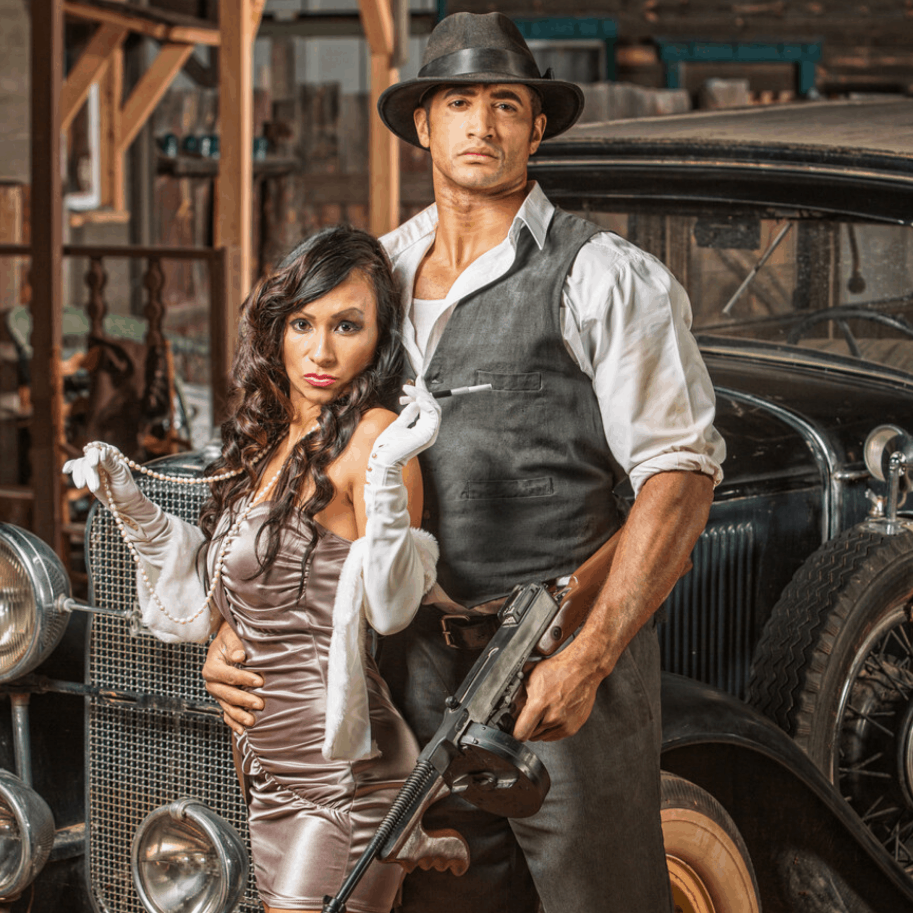 Were Bonnie and Clyde considered heroes?