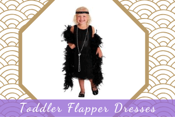 Toddler Flapper Dresses Too Cute to Resist!