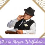 Who is Meyer Wolfsheim?