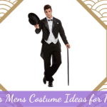 1920s Mens Costume Ideas For Parties & Halloween