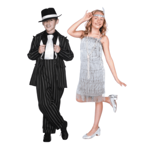 1920s costumes for kids