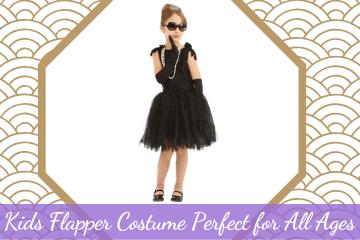 Kids Flapper Costume