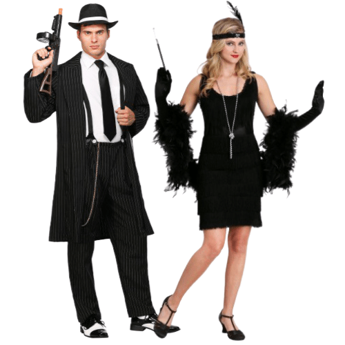 1920's couples costume ideas