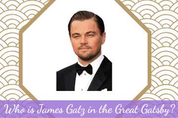 Who is James Gatz in the Great Gatsby?