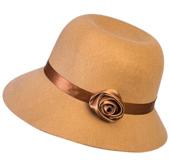 1920s women's headwear