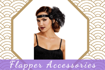 Stunning 1920 Flapper Accessories