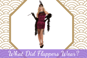What Did Flappers Wear in the 1920s?