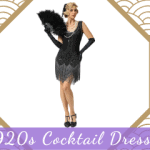 1920s Cocktail Dresses & 20s Party Dress Styles