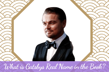 What is Gatsbys Real Name in the Book?
