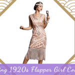 Stunning 1920s Flapper Girl Costumes