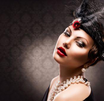 1920s lipstick
